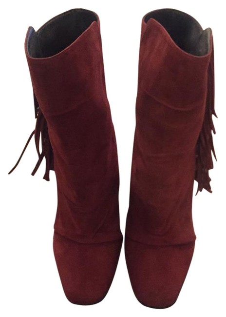 Item - Red (Rust) Boots/Booties Size US 9 Regular (M, B)