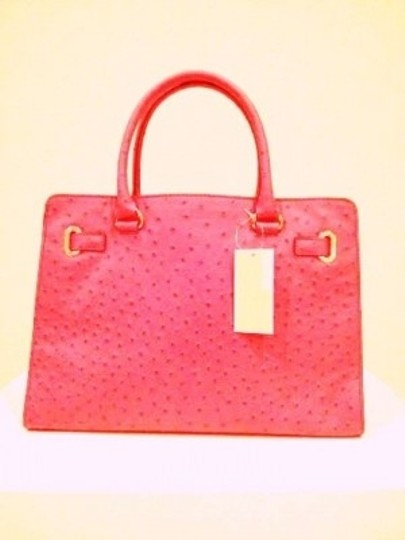 Michael Kors Satchel in Zinnia/ Pink