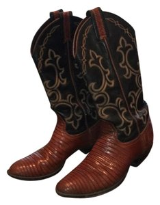 Larry Mahan Boots