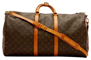 Louis Vuitton Weekend Travel Travel Bag