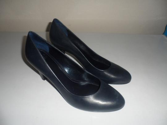 Alex Marie Navy Pumps