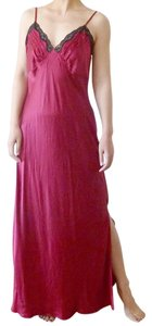 Silk Maxi Dress by Valerie Stevens Slip Slip Sexy