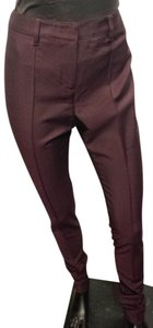 Burberry Trouser Pants Claret