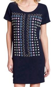 Diane von Furstenberg Owen Sugar Studs Dress