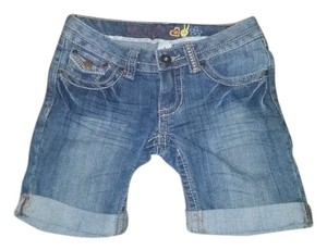 Mudd Bermuda Shorts Blue