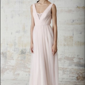 Monique Lhuillier Blush 450218 Dress