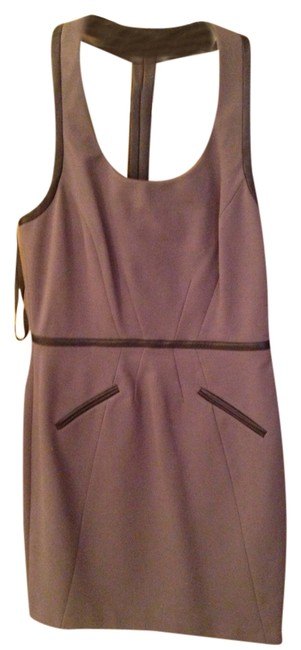 Item - Says Fatigue Green But More Grey N Short Night Out Dress Size 4 (S)