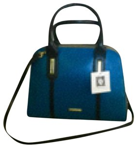 Anne Klein Satchel in Teal