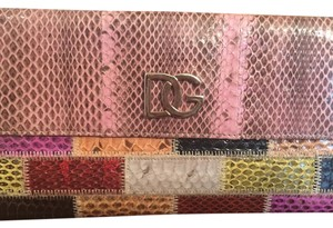Dolce&Gabbana Patches Wallet