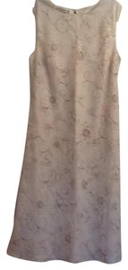 Tommy Bahama short dress Taupe/Ivory on Tradesy