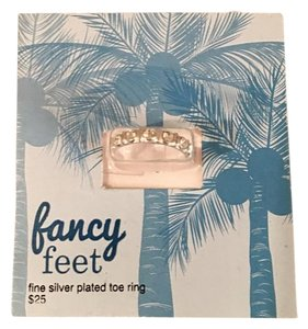 Fancy Feet Fancy Feet CZ Adjustable Toe Ring