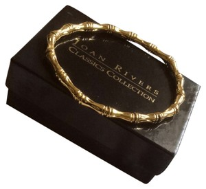 Joan Rivers Bamboo Bracelet