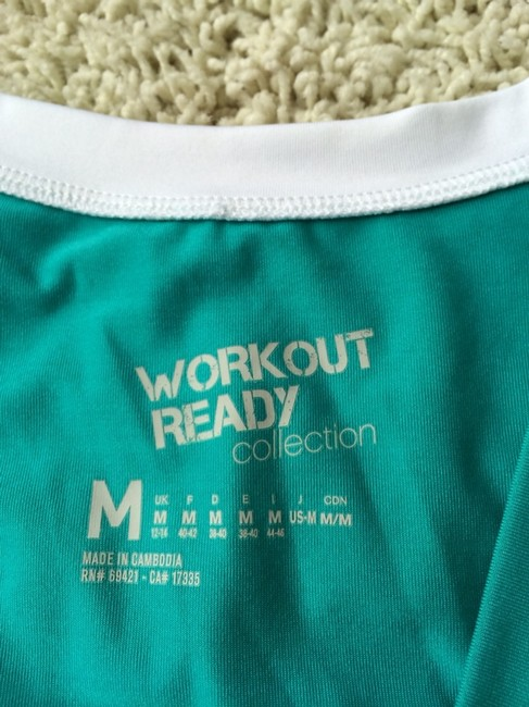 Reebok Reebok Workout Ready Collection Playdry Workout T-Shirt V-Neck