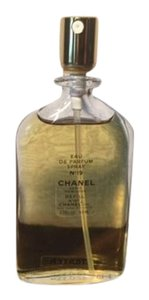 Chanel Vintage Chanel No 19 Refill 1.7 oz 50 ml Perfume Eau de Parfum Spray Rare
