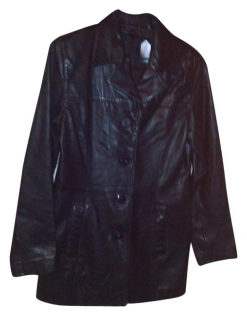 JLC Leather Leather Jacket Image 0
