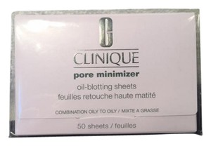 Clinique Clinique Pore Minimizer Oil-Blotting Sheets New Rare
