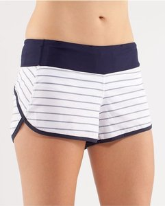 Lululemon Quiet Stripe Speed