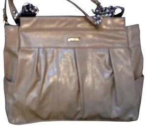 MICHE Magnetic Interchangeable Satchel in beige