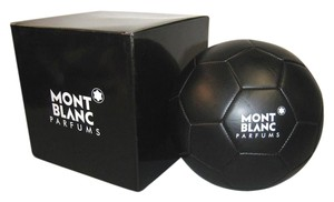 Montblanc MONTBLANC SOCCER BALL STANDARD SIZE IN ORIGINAL BOX