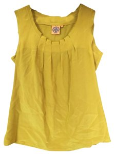 Tory Burch Top Yellow