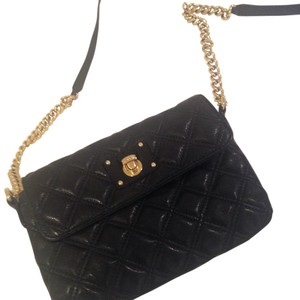 Marc Jacobs Made In Italy Woc Leather Cross Body Bag