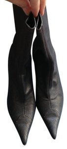 Nine West Metallic Pewter Boots