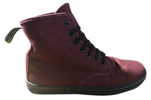 Dr. Martens Maroon Athletic