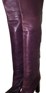 Cynthia Rowley Purple Boots