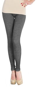 Nikibiki Two Tone Charcoal gray Leggings