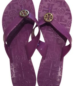 Tory Burch Purple Sandals