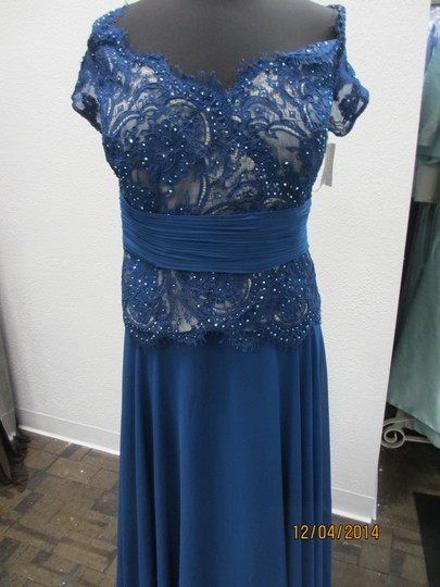 Montage Blue Willow 113941 (mon-1) Dress