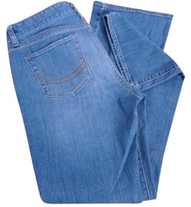 Old Navy Size 8 Boot Cut Jeans-Medium Wash