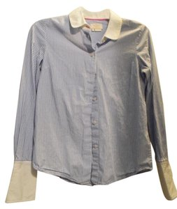 Kate Spade Button Down Shirt Stripe