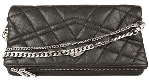 Zadig Voltaire Black Clutch