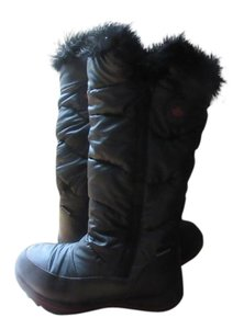Cougar Tall Winter Warm black Boots