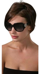 Chloé $480 SUNGLASSES NEW with case and cards CHLOE BEAUTIFUL CLASSIC BLACK