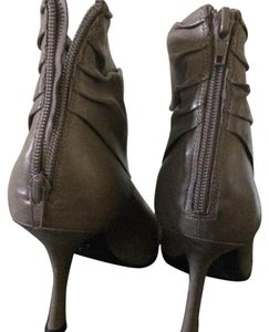 BCBG Paris Gray Boots