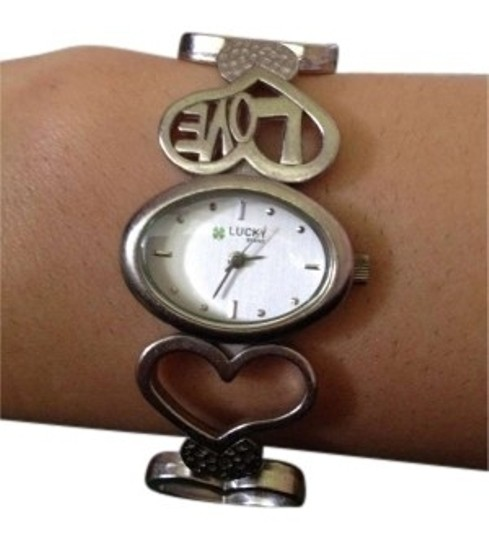 Lucky Brand Lucky Brand Heart Watch