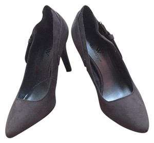 Worthington Gray Pumps