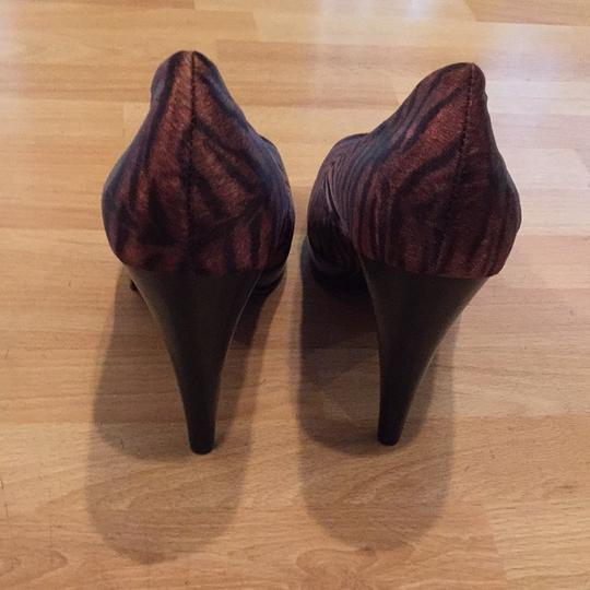 Style & Co Tiger Print Pumps