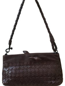 Bottega Veneta Satchel in Dark Brown