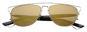 Dior Dior Sunglasses Gold Black/Gold Mirror