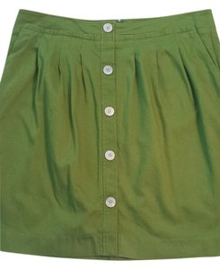 Talbots Skirt green