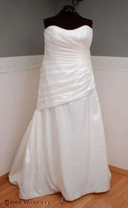 Alfred Angelo Diamond White 2124 Dress
