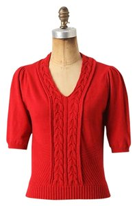 Anthropologie Moth Pullover Sweater