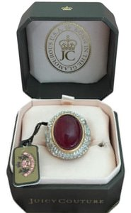 Juicy Couture 'Baroque Couture' Cabochon Ring