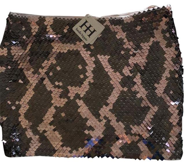 Item - Rose Gold Sequin Skirt Size 0 (XS, 25)