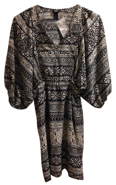 H&M short dress Tunic Ikat Aztec Tribal on Tradesy
