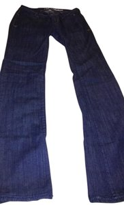 Apple Bottoms Straight Leg Jeans