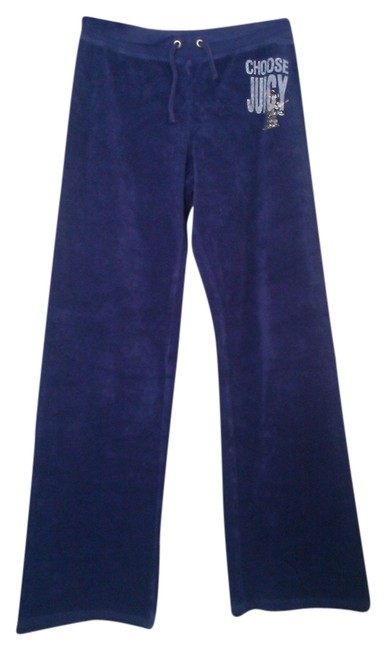 Juicy Couture Relaxed Pants Violet